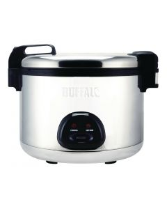 This is an image of a Buffalo Extra Large Rice Cooker 9Ltr