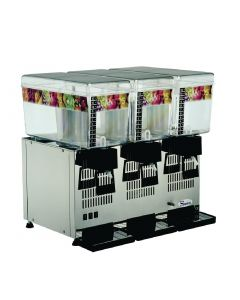 This is an image of a Santos Cold Drink Dispenser (3 Bowls) (B2B)