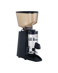 This is an image of a Santos Silent Espresso Coffee Grinder with Dispenser (B2B)