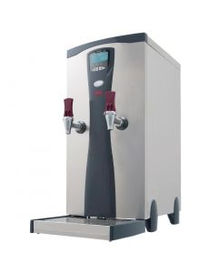 This is an image of a Instanta Premium Countertop Boiler Twin Tap with Built In Filtration 6kW CPF520-6