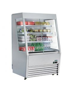 This is an image of a Polar Multideck with Lockable Sliding Doors