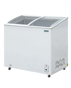 This is an image of a Polar Display Chest Freezer 200Ltr