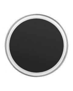 """This is an image of a Non-Slip Tray StSt with Black Non-Slip Centre - 355mm 14"""""""