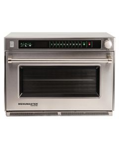 This is an image of a Menumaster Steam Microwave MSO5211