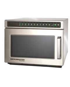 This is an image of a Menumaster Heavy Duty Compact Microwave DEC14E2