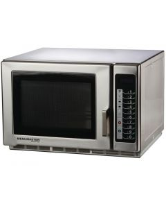 This is an image of a Menumaster Large Capacity Microwave RFS518TS