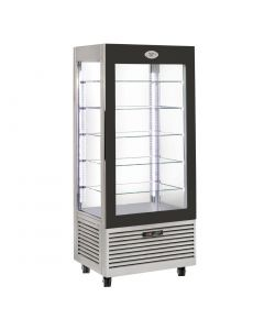 This is an image of a Roller Grill Refrigerated Display Cabinet RD80F