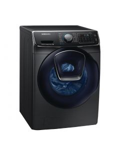 This is an image of a Samsung Eco Bubble Washing Machine WF16K6 With Pump