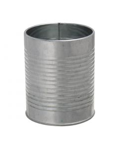 This is an image of a Olympia Galvanised StSt Serving Cup 90 (dia)x110(h)
