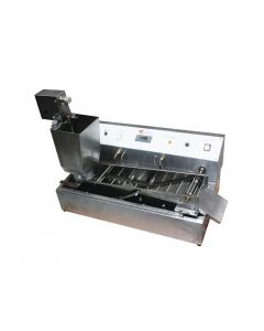 This is an image of a JM Posner Professional Compact Conveyor Mini Doughnut Maker 600pchr (Direct)