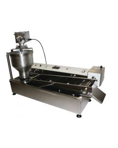 This is an image of a JM Posner Professional Conveyor Mini Doughnut Maker 1200pchr (Direct)