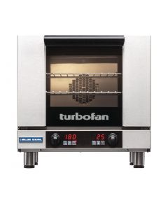 This is an image of a Blue Seal Turbofan Half Size Convection Oven E23D3