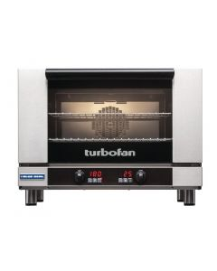 This is an image of a Blue Seal Turbofan Convection Oven E27D2