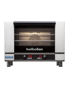 This is an image of a Blue Seal Turbofan Convection Oven E27D3