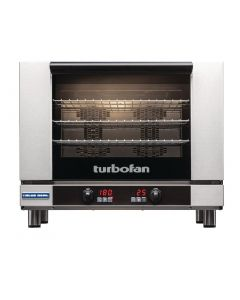 This is an image of a Blue Seal Turbofan Convection Oven E28D4