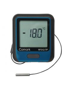 This is an image of a Comark WiFi Temperature Data Logger with Thermistor Probe