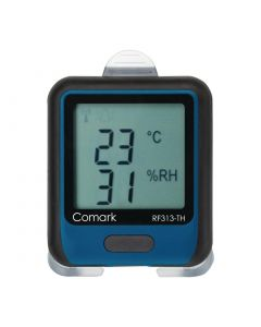 This is an image of a Comark WiFi Temperature and Humidity Data Logger
