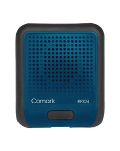 This is an image of a Comark Audible and Visual Alert Speaker