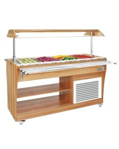 This is an image of a Polar Refrigerated Buffet