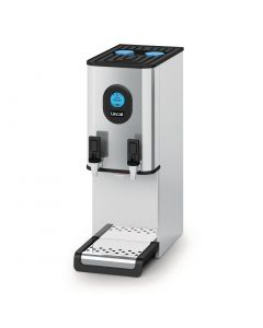 This is an image of a Lincat Automatic Twin-Tap Water Boiler EB6TFX