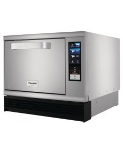 This is an image of a Panasonic SCV-2 High Speed Cooking Convection Oven (Direct)