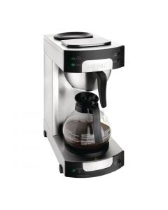 This is an image of a Buffalo Filter Coffee Maker with Glass Jug