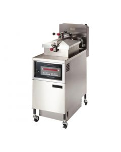 This is an image of a Henny Penny PFE-500 Electric Pressure Fryer with C8000 Controller (Direct)