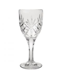 This is an image of a Olympia Old Duke Wine Glass - 280ml 9oz (Box 6)
