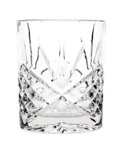 This is an image of a Olympia Old Duke Rocks Glass - 295ml 10oz (Box 6)