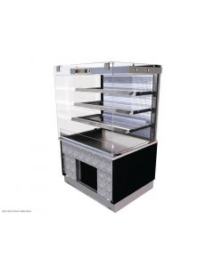 This is an image of a Kubus Drop In Slimline Multideck 600mm