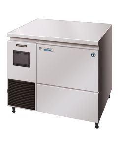 This is an image of a Hoshizaki Air-Cooled Ice Flaker 85kg24hr R290 FM120KE-50-HC