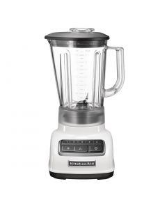 This is an image of a Kitchenaid Classic Blender White - 175Ltr
