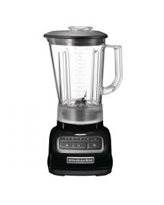 This is an image of a Kitchenaid Classic Blender Black - 175Ltr