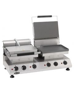 This is an image of a Rowlett Rutland Express Contact Grill Double FlatFlat