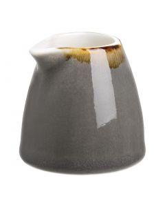 This is an image of a Olympia Kiln Smoke Milk Jug - 96ml 3oz (Box 6)