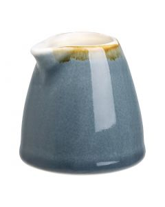 This is an image of a Olympia Kiln Ocean Milk Jug - 96ml 3oz (Box 6)