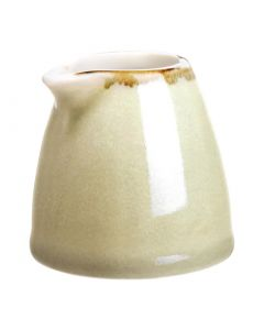 This is an image of a Olympia Kiln Sandstone Milk Jug - 96ml 3oz (Box 6)