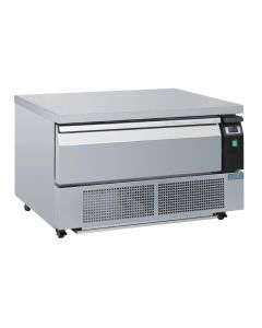 This is an image of a Polar Single Drawer Counter FridgeFreezer 2xGN
