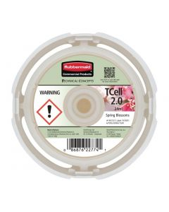 This is an image of a Rubbermaid TCell 20 Refill Spring Blossoms