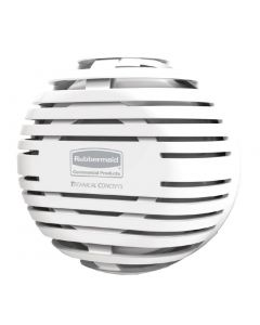 This is an image of a Rubbermaid TCell 20 Dispenser White