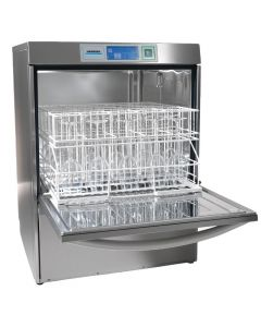 This is an image of a Winterhalter Undercounter Warewasher UCXL