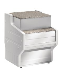 This is an image of a Zoin Hill Slimline Cash Desk 1000mm TE100HL