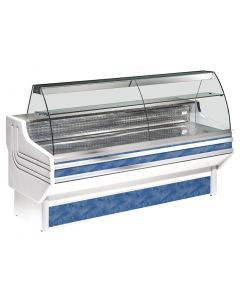 This is an image of a Zoin Jinny Deli Serve Over Counter Chiller 2500mm JY250B
