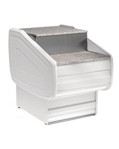 This is an image of a Zoin Melody Cash Desk 1000mm TE100ME