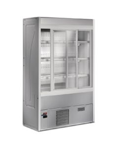 This is an image of a Zoin Light LG Slimline Multi Deck Display Chiller 1000mm LG100B