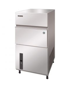 This is an image of a Hoshizaki Water Cooled Ice Maker IM-100WNE Medium Ice Cubes