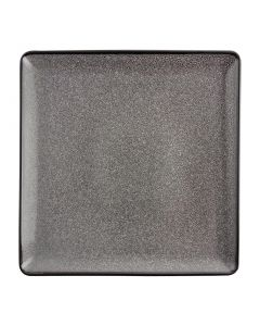 "This is an image of a Olympia Mineral Square Plate - 268mm 10 12"" (Box 4)"