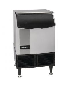 This is an image of a Ice-O-Matic Full Cube Ice Machine 96kg Output ICEU225F