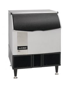 This is an image of a Ice-O-Matic Full Cube Ice Machine 118kg Output ICEU305F
