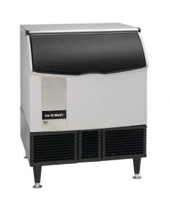 This is an image of a Ice-O-Matic Half Cube Ice Machine 118kg Output ICEU305H